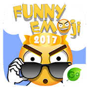 Keyboard Sticker Funny emoji 1.5 Icon