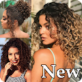 Women Curly Hairstyles APK