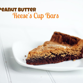 Peanut Butter Reese's Cup Bars