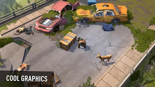 Days After zombie survival Apk Mod Free Craft 1
