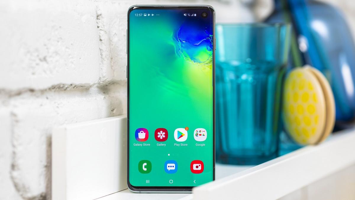 Xử lý Samsung Galaxy S10 mất sóng đơn giản, hiệu quả