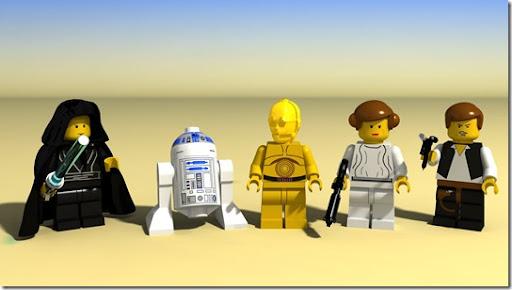Lego - Héroes