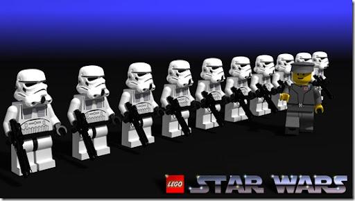 Lego - Storm Trooper v1