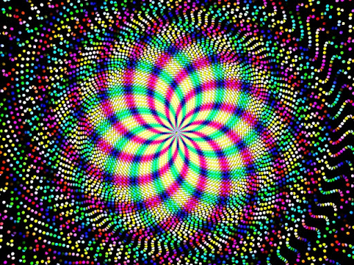 geometria fractal photo