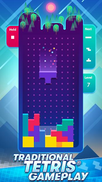 Tetris® Android App Screenshot