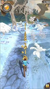 Snow Temple Endless Run - náhled