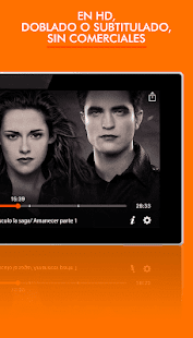 Mira películas y series online con Crackle Screenshot