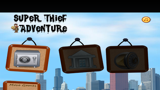 Super Thief Adventure