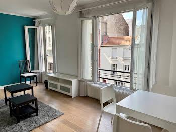 Appartement meublé 2 pièces 37,28 m2