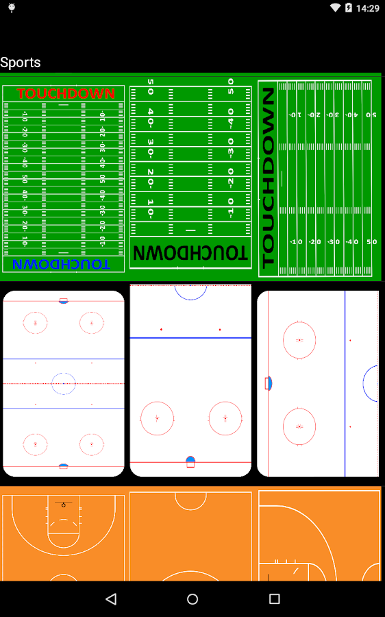 Coach Pad By PN Pro- screenshot