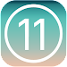 iLauncher os12 theme for phone x control center icon