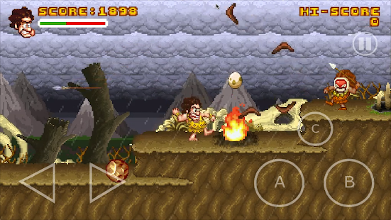 Hero Jack Save Jill: 2D Arcade Screenshot