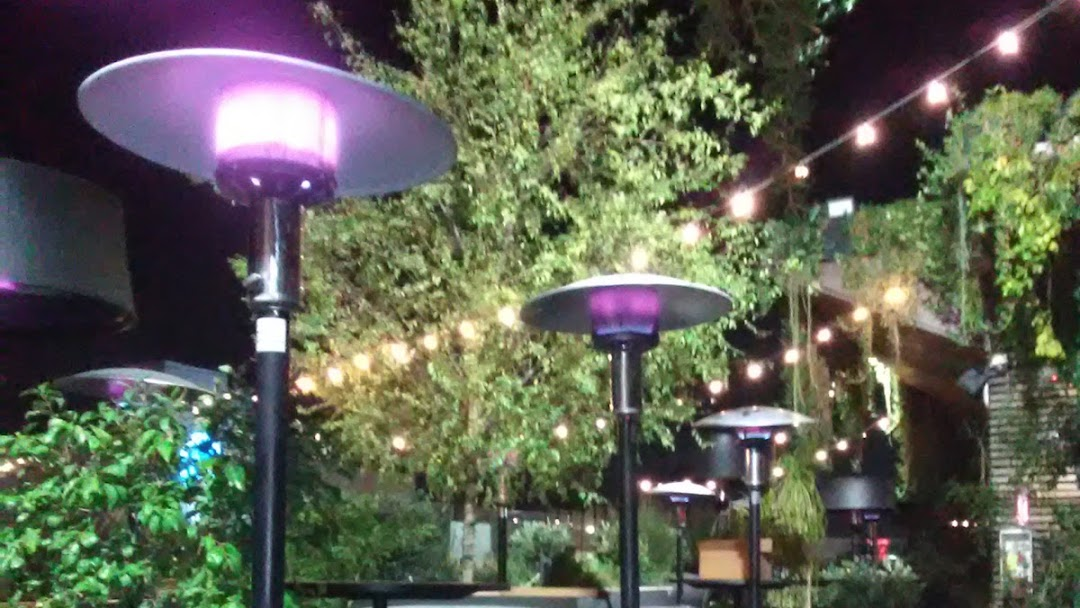 heater zone commercial and home patio