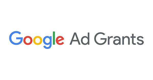 Google Ad Grants Logo.