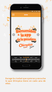 Olimpica Stereo- screenshot thumbnail