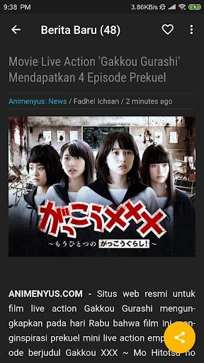 Berita Anime Indonesia ss2
