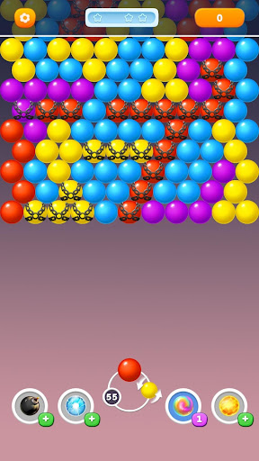 Bubble Rainbow - Shoot & Pop 1.15 screenshots 11