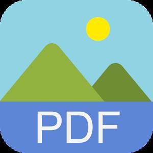 Изображение в PDF Converter