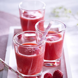 Berry and Ginger Juice.