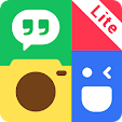 PhotoGrid Lite: Photo Collage Maker och Photo Editor icon