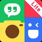 PhotoGrid Lite: 相片组合 & 照片编辑 icon