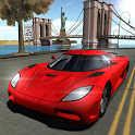 Extreme Racing GT Simulator 3D icon