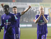 "Le Sporting d'Anderlecht rend aussi hommageà Olivier Deschacht: ""Ta maison pour toujours"""