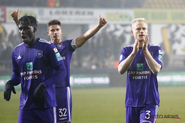 """Deschacht et les adieux manqués à Anderlecht: """"J'ai pardonné, mais je n'oublie pas"""""""
