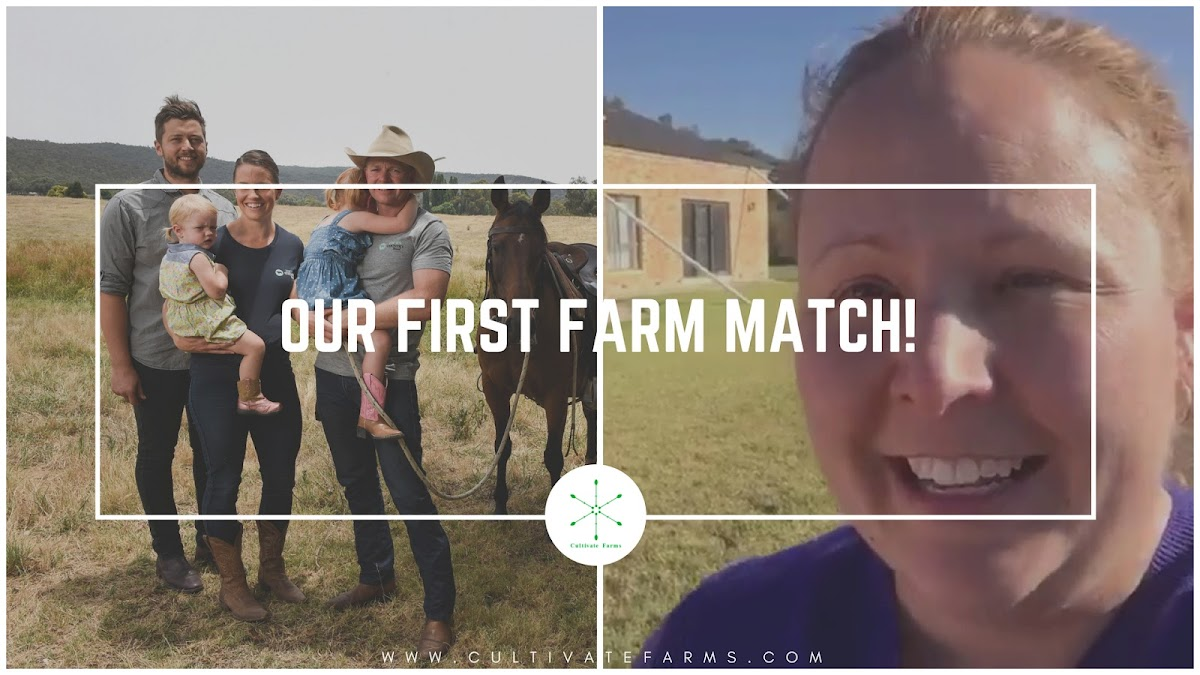 This is just the first farm matched out of thousands!