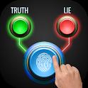 Finger Lie Detector Test Prank icon