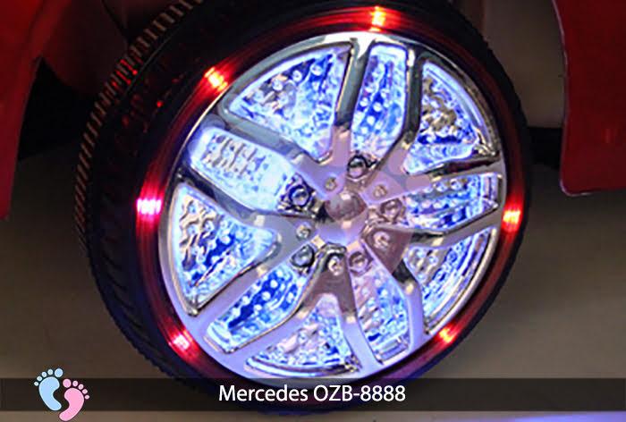 bánh xe điện OZB 8888