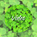 Green video wallpapers icon