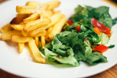 Recent Study Reveals That French Fries May Be More Healthy For You Than Salad