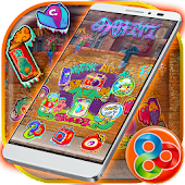 Graffiti GO Launcher