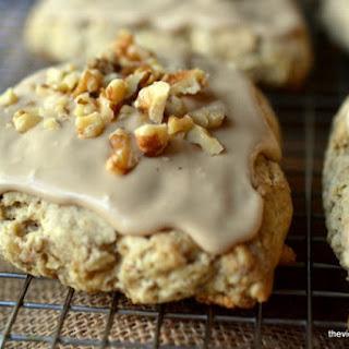 Maple Oat Nut Scones Recipe