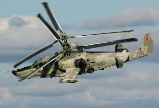 Photo: Kamov KA-50 - Russia, September 17, 2006
