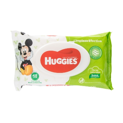 toallas humedas huggies active fresh 48 und