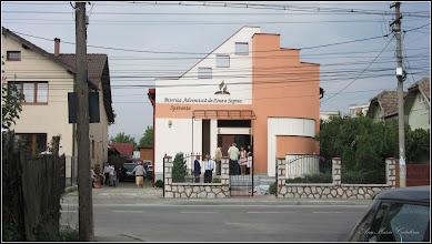 "Photo: Str. Mihai Viteazu, Nr.4c - Biserica Adventista de Ziua a Saptea ""Speranta""- 2017.09.02"