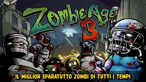 Zombie Age 3: Shooting Walking Zombie: Dead City  άμαξα προς μίσθωση screenshots 1