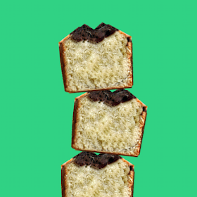 Pound Cake Stack