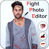 Fight Photo Editor: Battle Effect Montage Appvv