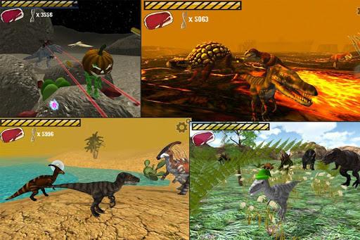 Raptor RPG - Dino Sim  screenshots 2