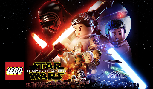 LEGO® Star Wars™: TFA  captures d'écran 1