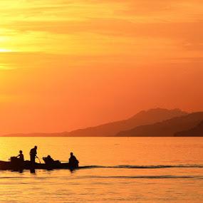 by Adhy Winata - Landscapes Sunsets & Sunrises
