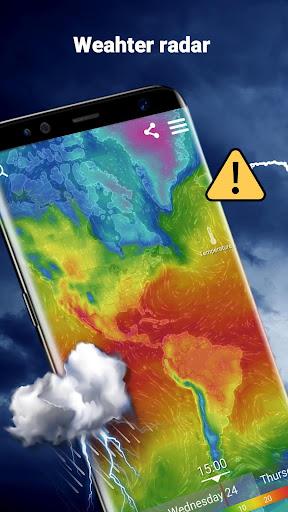 Weather Widget & Battery Checker  screenshots 4