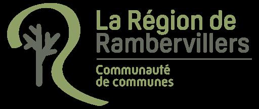 Logo Communauté de Communes de la Région de Rambervillers