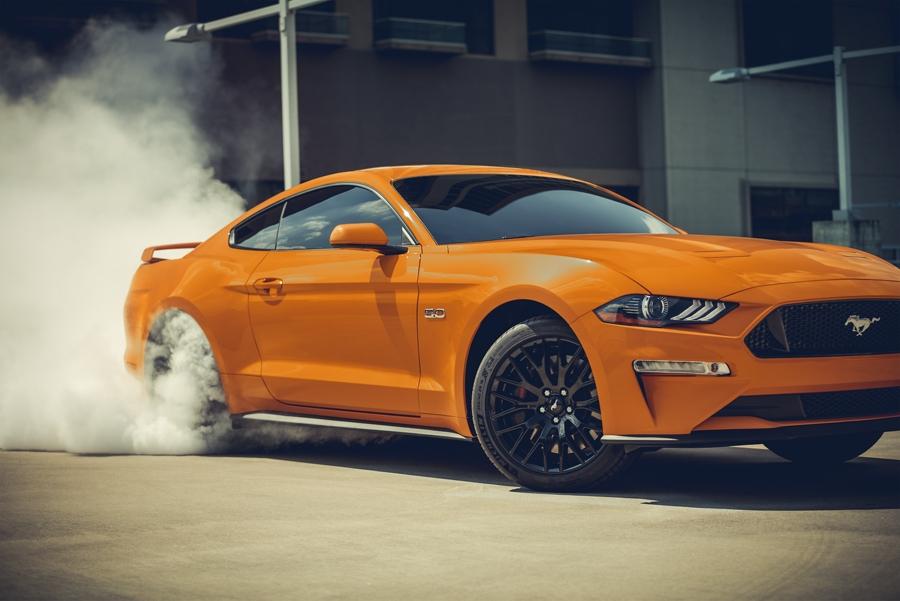 El Ford Mustang es uno de los modelos americanos más deportivos