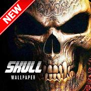 Skull wallpaper apps on google play skull wallpaper voltagebd Gallery