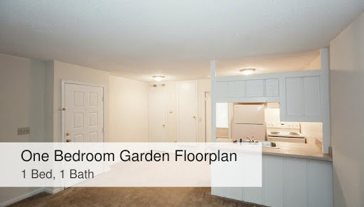 One Bed Garden Pinewood Apartments In Wilmington Nc