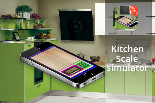 kitchen scale app